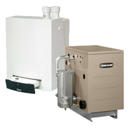 Buderus & Weil-McLain boilers are incredibly efficient heating systems! Enjoy radiant heating today!