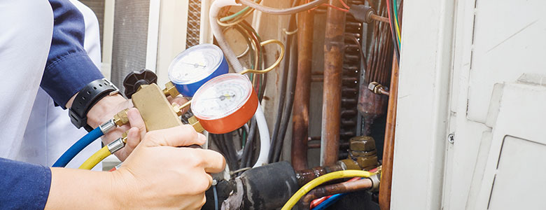 G.L. Jorgensen is your local light commercial HVAC expert! Call us today!